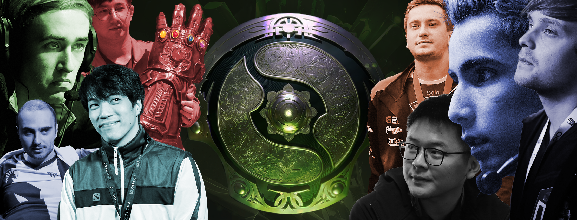 The International 2018: A Practical Guide to All 18 Teams | tsunami blog
